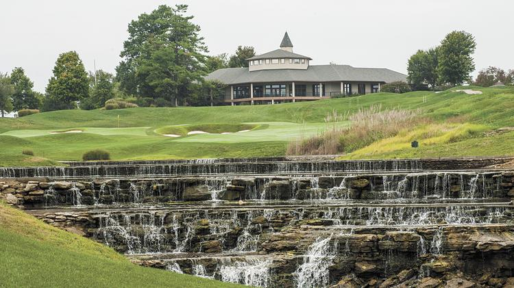 The 2014 PGA Championship will be held Aug. 4-10 at Valhalla Golf Club in Louisville.
