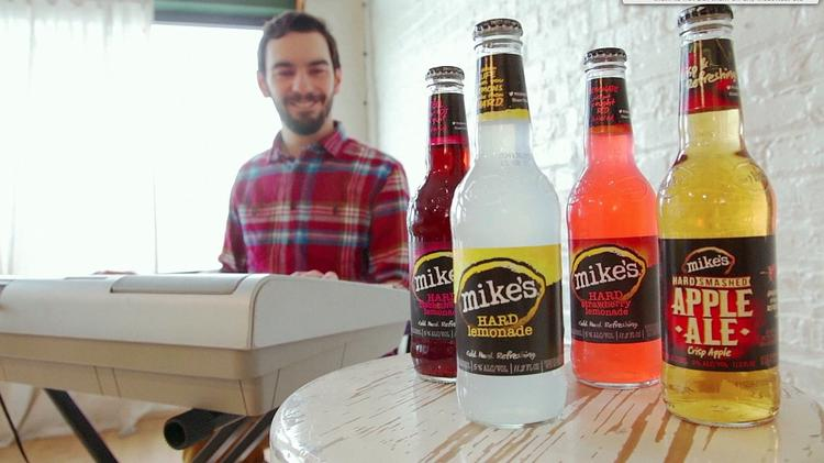 A new online video for Mike's Hard Lemonade is debuting as part of the company's 15th anniversary celebration.