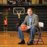 10 minutes with UAlbany basketball coach Will Brown