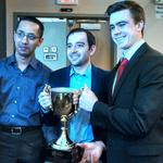 Graduate students from Albany nanocollege win regional business competition