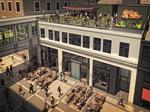 Construction begins on giant Nicollet Mall restaurant with rooftop