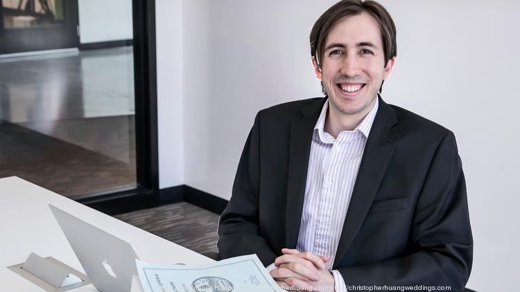 Somerville resident Adam Friedman is in the process of founding Civica, a company that's focused on public interest software.