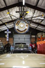 """Five years into Austin Speed Shop's run, """"it really hasn't made a lot of money yet, but it can't be about the money,"""" co-owner Jesse James said."""