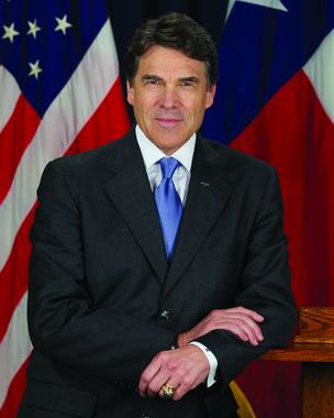 The Texas Transportation Commission unveiled a new award in honor of Gov. Rick Perry for excellence in transportation policy.