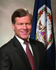 Virginia Governor Bob McDonnell What they're doing: Gov. Bob McDonnell met with business leaders in Orange County, Palo Alto and San Francisco on April 12.