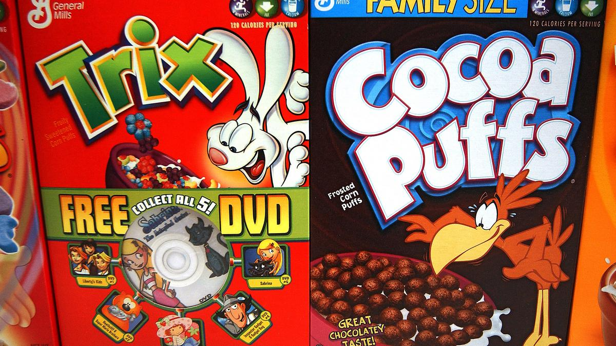 General Mills rolls eyes at cereal-mascots-are-watching