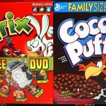 General Mills rolls eyes at cereal-mascots-are-watching-you study