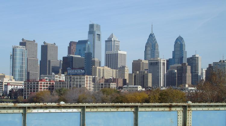 Philadelphia is a city on the rise, especially in building where permits are up significantly.