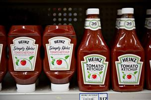 H.J. Heinz Co. shares rose 20 percent in early trading on the New York Stock Exchange after Berkshire Hathaway and 3D Capital said they would take the company private.