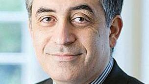 Ahmad Chatila, CEO of SunEdison Inc.