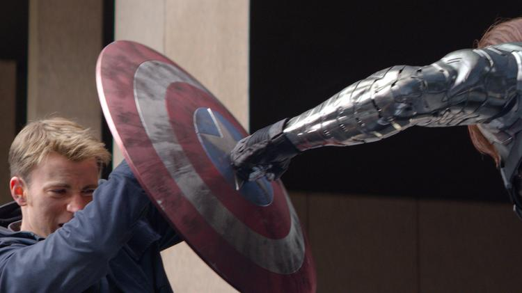 """""""Captain America: The Winter Soldier"""" beat April's previous record opener, 2011's """"Fast Five,"""" by $10 million to set a new box-office bar for April launches."""