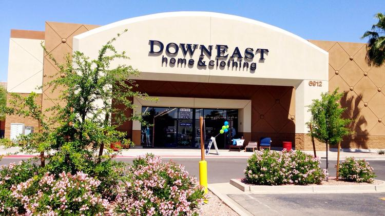 Downeast Expands With Opening Of Second Phoenix Area Furniture Store