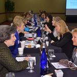 Influential business women share their stories as part of Mentoring Monday