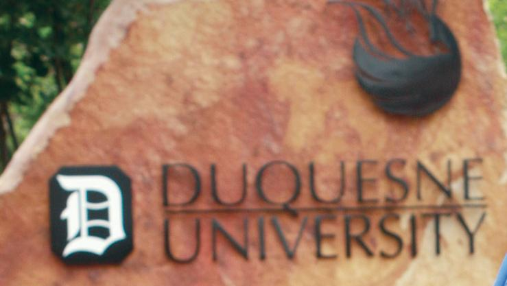 Duquesne University will get a $1.4 million research grant.