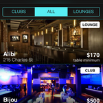 Tablelist mobile app makes it easy for users to book tables at nightclubs, lounges