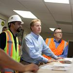 Q&A: Shaun Yancey, PCL Construction's new chief in Denver