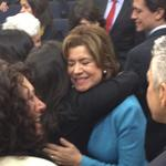 SBA's new administrator starts working even before the swearing-in ceremony