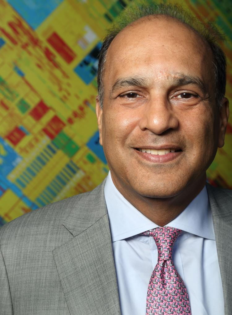 Intel Capital President Arvind Sodhani