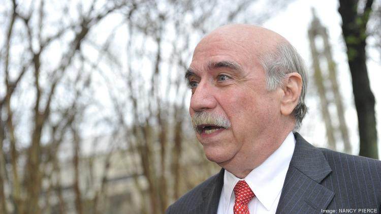 N.C. Sen. Dan Clodfelter, newly appointed mayor of Charlotte