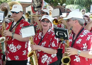 Boogie on the Bayou (Campbell) When: May 18-19 Where: Downtown Campbell What: Formerly the Prune Festival, this Cajun-themed event features Zydeco music, spicy food as well as arts and craft vendors. Estimated attendance: 40,000 Economic impact: Not available