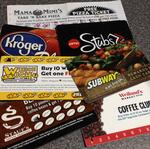 Why don't fast-food companies offer loyalty cards?