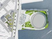 Parking, as well as a SFFD fire station, would be located under the surface of the pier redesign.