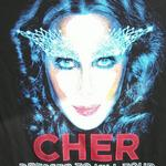 Look out: Cher's people after counterfeit T-shirt vendors