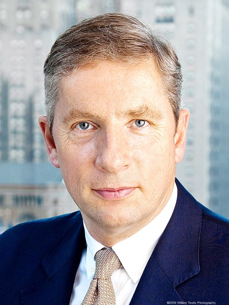 Klaus Kleinfeld, chairman and CEO, Alcoa
