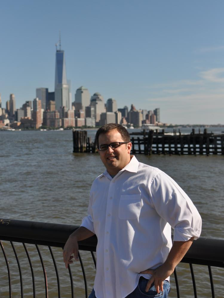 Peter Verrillo, CEO and founder, Enhatch