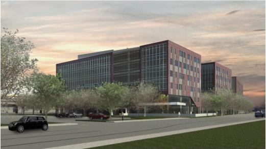 A proposal for a new tech campus could include up 500,000 square feet of office space adjacent to San Leandro's BART station.