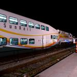 Pre-dawn party: SunRail opens the Orlando Health station (Video)