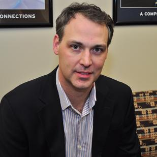 Cory Hallum is the director of the UTSA Center for Innovation and Technology Entrepreneurship.