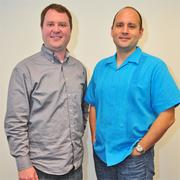 "Local lawyers Nathan Roach and Roberto ""R.C."" Rondero De Mosier  are the founders of Greenhouse, an equity crowdfunding portal."