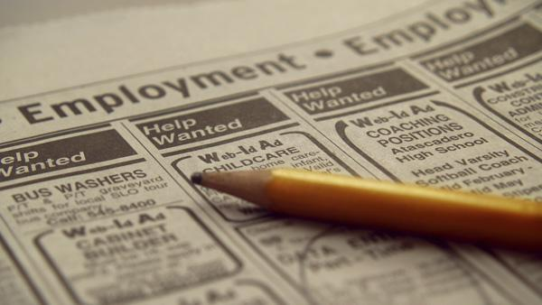 Alabama employment numbers saw a slight bump from June 2013 to June 2014 with the addition of 5,200 jobs, according to data from the Center For Business and Economic Research.