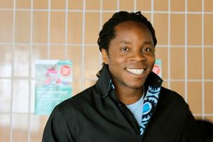David Sengeh graduated from Harvard and is currently a PhD candidate at MIT's Media Lab.