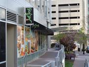 Just Fresh will open its seventh restaurant in Ballantyne in the coming months. Pictured is the fast-casual chain's uptown location at the Ally building.