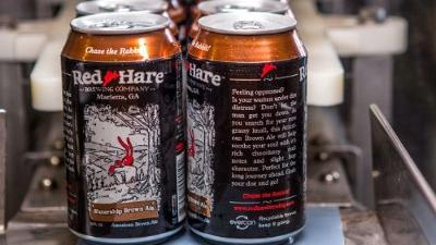 Red Hare craft beer packaged exclusively in cans made of Novelis' evercan aluminum sheet, which is made of a guaranteed minimum 90 percent recycled content, is expected to be on store shelves beginning in May 2014 in key markets throughout the southeastern U.S.