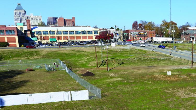 A 103,000-square-foot collaborative facility for N.C. A&T State University, UNC-Greensboro, Guilford Technical Community College and Cone Health will anchor the 7-acre South Elm/Lee Street redevelopment site.