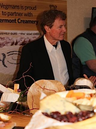 """""""We consider this a giant step forward,"""" said Danny Wegman, of the grocery chain's own cheese production."""