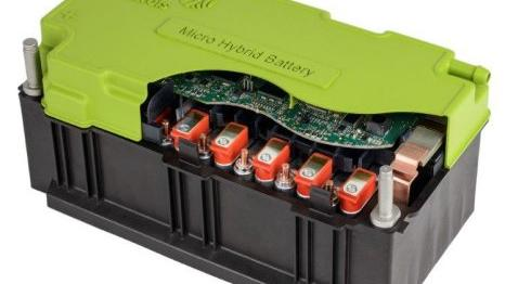 Johnson Controls' engineers designed a micro hybrid battery, which earned top honors from the Wisconsin Sustainable Business Council.