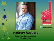 Why selected: Since becoming executive director in 2005, Andrew Rodgers has guided RiverRun to 118 percent growth in revenues and 234 percent growth in admissions. He also lends his expertise on the arts to boards at Forsyth Tech, the International Film Festival Summit and the Winston-Salem Cinema Society.