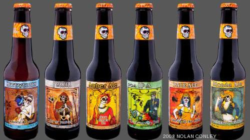 Drinks Americas Holdings (OTN: DKAM) a leading U.S. broker for authentic Mexican beer proves to be right on trend with Day of the Dead Craft Beer. Just seven months ago DKAM decided to focus resources on the growing category of specialty craft beer and within that short period of time they are now available in over 20 U.S. chain retailers such as CostPlus World Market, Walgreens, Sprouts, Total Wines, represented by over 40 distributors and in popular restaurant chains making Day of the Dead Craft Beer available in over 32 states. This positive and fast response is a trueindicator they are the right brand at the right time and momentum is gaining for Drinks Americas (OTN: DKAM).  (PRNewsFoto/Drinks Americas Holdings, Ltd.)
