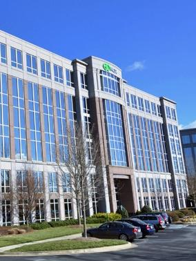 Headquarters of NCR Corp, 3097 Satellite Boulevard, 700 Building, Duluth, Ga.
