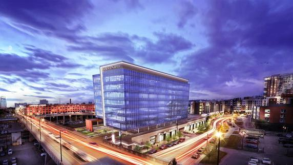 Gulch Crossing is set to open next year.