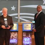 Orlando Magic's Pat Wiliams, <strong>Nick</strong> <strong>Anderson</strong> on becoming hall of famers (Video)