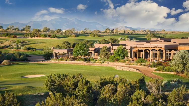 Santa Fe's massive Las Campanas luxury golf community has recently seen new life and has made some changes to try and generate more activity.