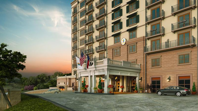 Houston Developer To Build Italian Style Hotel In Hills Of
