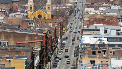 Over-the-Rhine's controlled rebirth has kept demand strong.