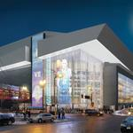 Target Center renovation architect selected