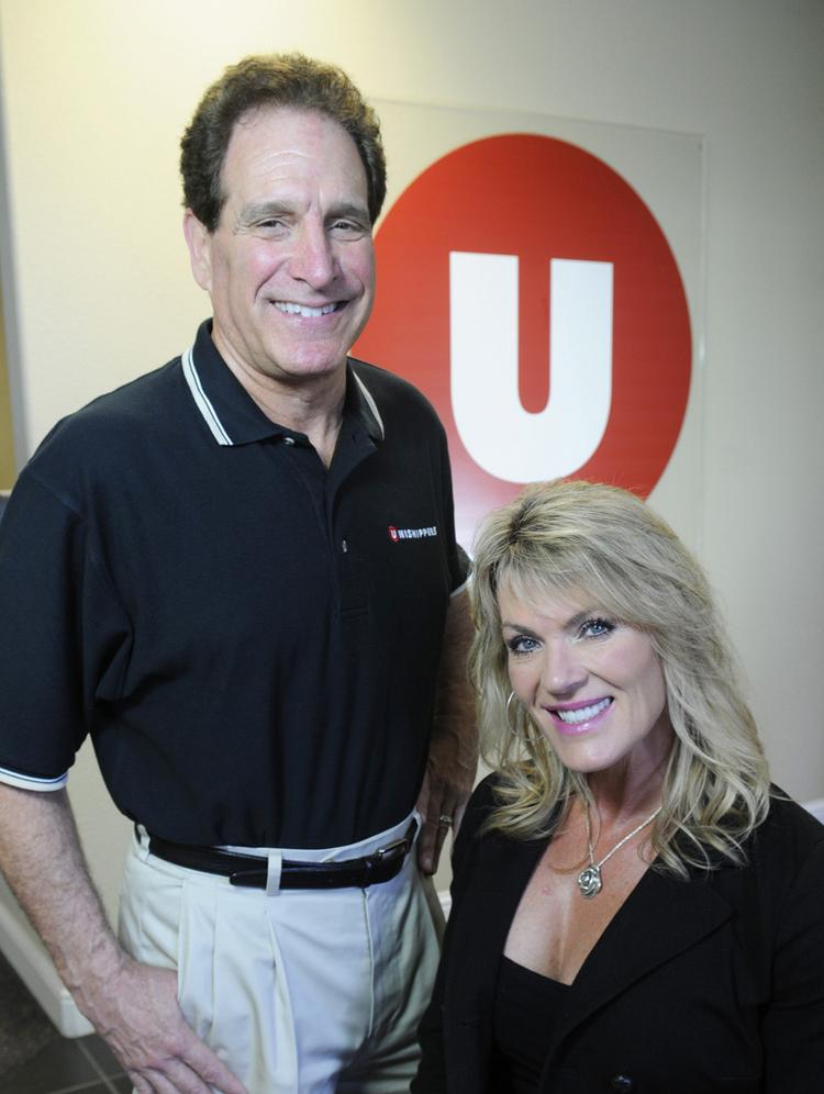 Jan Roberts, left, and Stacey Roberts first purchased a Unishippers franchise in 1995.